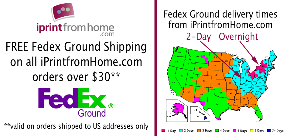 FedEx has recently improved their delivery times for packages sent via FedEx  Ground. The most notable improvements are an expanded 2-Day delivery zone  into ... 79a5357fe