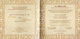 bingkai undangan pernikahan islami