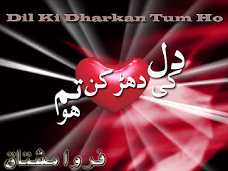 Dil Ki Dhadkan Ho Tum Episode 16 By Farwa Mushtaq