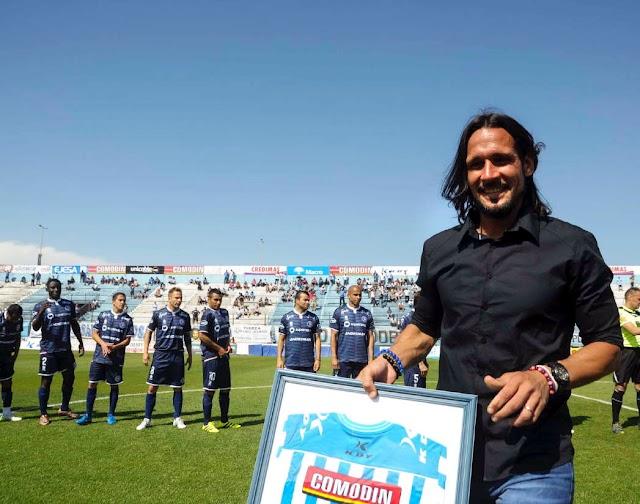 Martín Astudillo es el nuevo entrenador albiceleste
