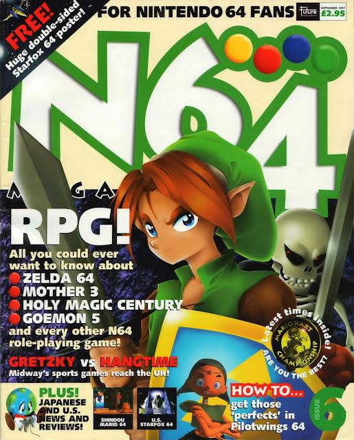 N64 Magazine Issue Nº006 - (1997)