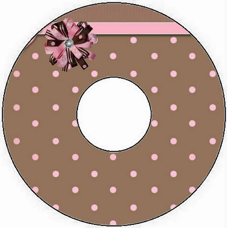 Free Printable CD Label.