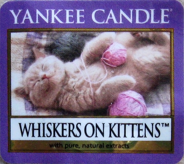Whiskers On Kittens Yankee Candle