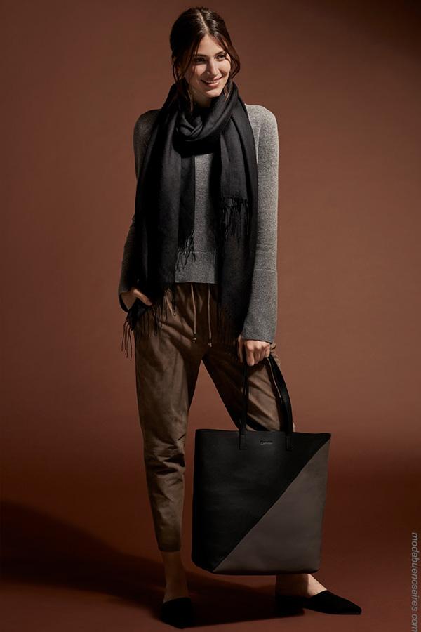 Moda 2018 moda y tendencias en buenos aires moda for Look oficina otono 2017