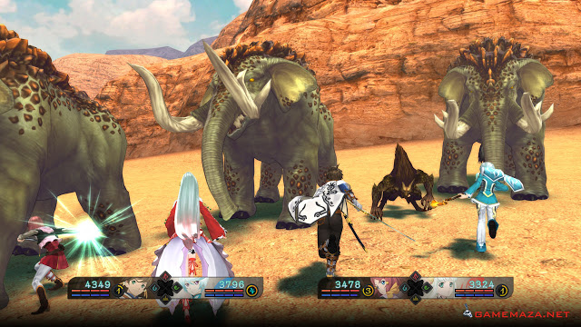 Tales of Zestiria Screenshot 3