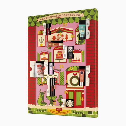 Calendario Avvento Profumeria.Belletto Make Up And Beauty Blog Calendario Avvento Natale
