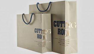 các loại túi giấy thời trang