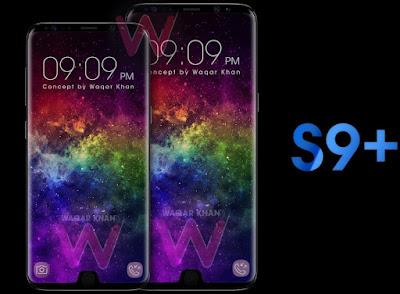 Harga dan Spesifikasi Samsung Galaxy S9 Plus