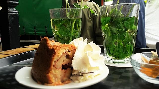 Tè alla menta Amsterdam