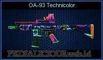 OA-93 Technicolor