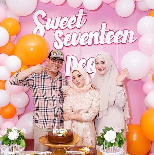 49 Dekorasi Ulang Tahun Ke 17 Sweet Seventeen Sederhana