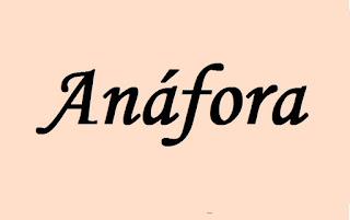 o que é anáfora? como usar