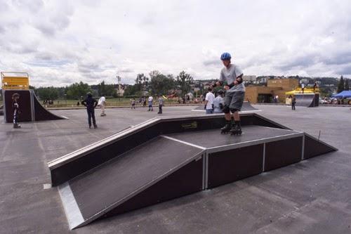 Parc de gerland lyon skate