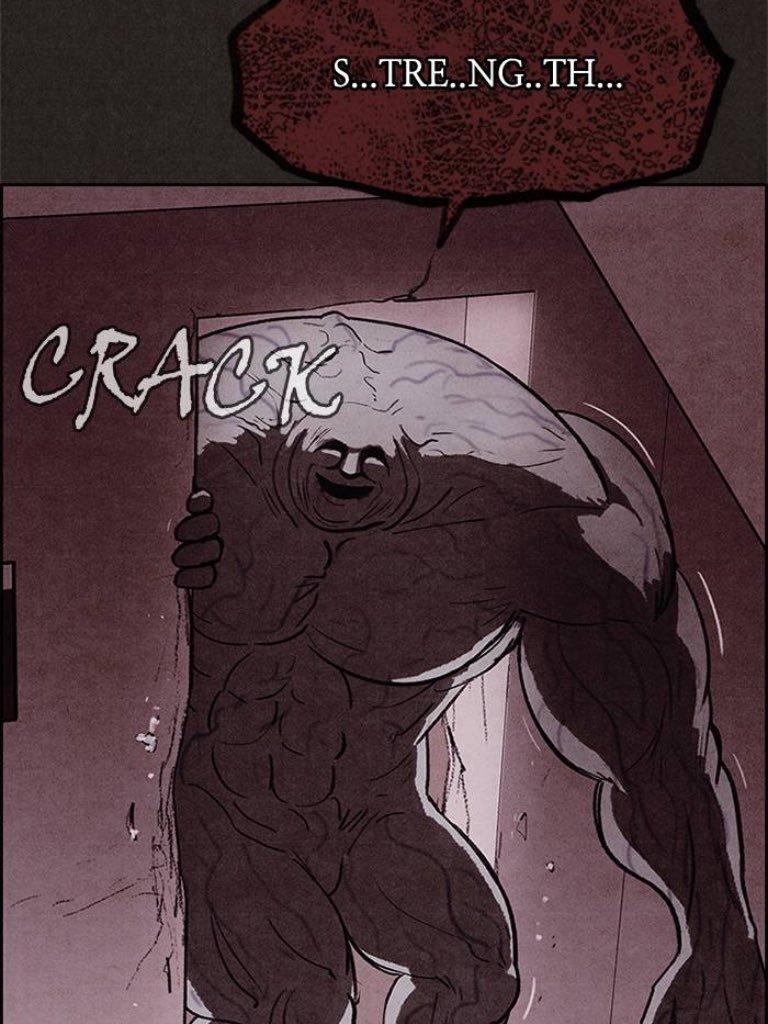 Episode baru tiap update jumat di line webtoon. Sweet Home