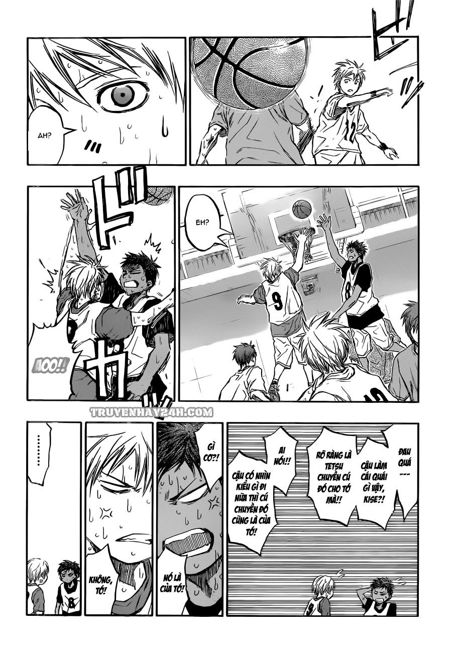 Kuroko No Basket chap 212 trang 16
