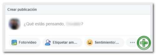 Crear Publicación en Facebook - MasFB