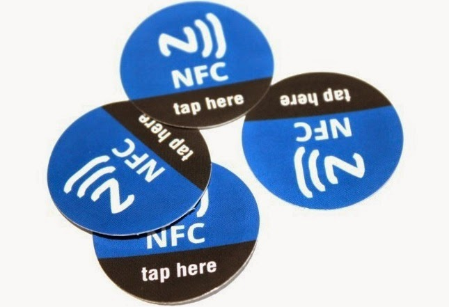 Android, Penguin and Life: How to use NFC Tags to fire off