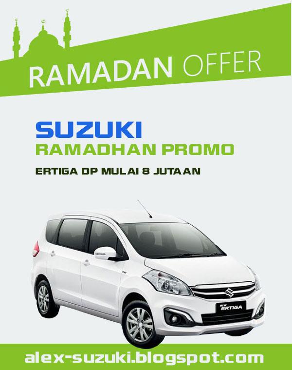 harga promo suzuki ertiga Ramadhan