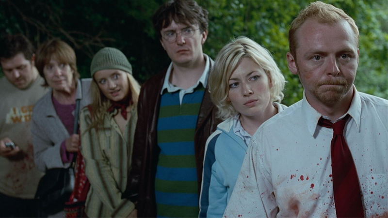 100 Favourite Films Shaun Of The Dead 2004