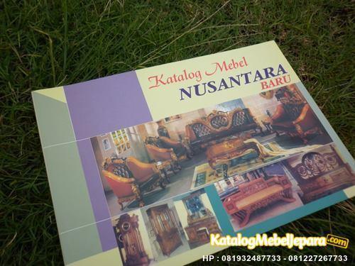 Katalog Mebel Jepara Nusantara Baru