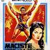 """""""MACISTE EL HOMBRE MÁS FUERTE DEL MUNDO"""" (1961) Hombres topo y... ¿Rafaela Carrá?"""