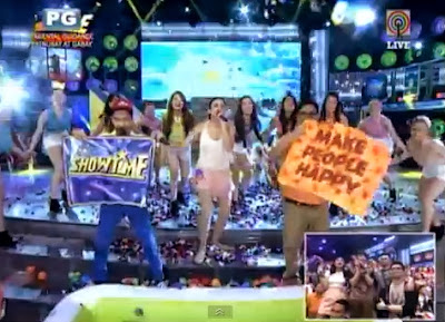 Karylle, Jugs, Teddy It's Showtime October 22, 2013