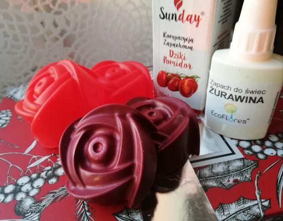 DIY: burgundowe róże na Dzień Kobiet z EcoFlores + rabat dla Was!