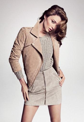Miranda Kerr For Mango 2013
