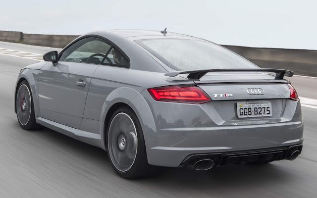 Audi TT-RS 2019 - Brasil