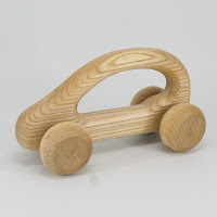 Baby Wooden Car LBC23, Lotes Toys