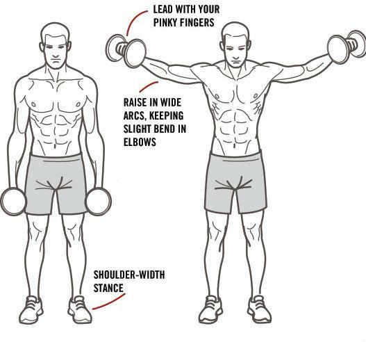 how to build wide shoulders