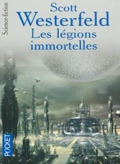 Les légions immortelles - Succession (tome 1) de Scott Westerfeld