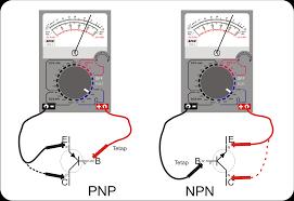 Cara Mengukur Transistor Dengan Multimeter