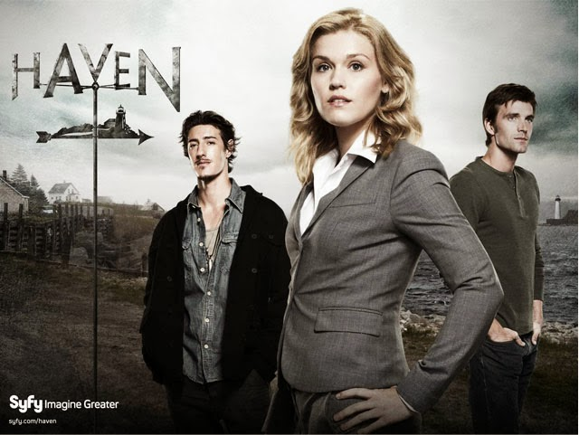 Fangs For The Fantasy: Haven, Season 4, Episode 4: Lost and