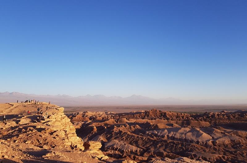 Valle de La Luna e de La Muerte