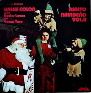 ASALTO NAVIDEÑO VOL 2 - WILLIE COLON Y HECTOR LAVOE (1973)