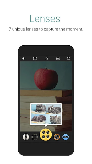 Cymera Collage PhotoEditor Apk