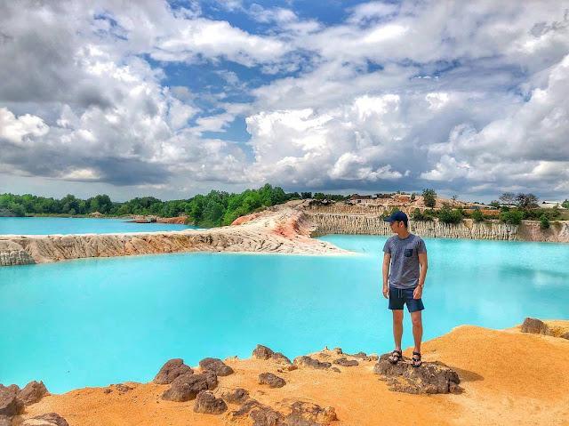 Paket Bintan Wisata Kepri Danau Biru Treasure Bay 081210999347