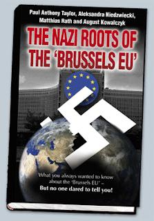 nazi roots book blue