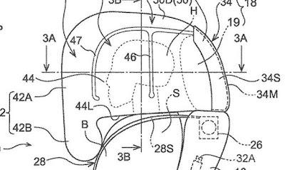 Toyota Mematenkan Tekologi Helmetlike, Air Bag Yang Khusus Melindungi Kepada Ibarat Helm