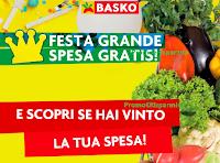 Logo Concorso ''Festa Grande, Spesa Gratis'': vinci subito oltre 1.738 premi e buoni spesa