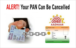 PAN card will be invalid after 31st March without PAN-Aadhaar linking