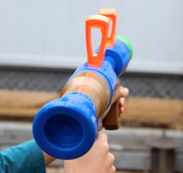 Hasbro NERF Fortnite lineup and Super Soaker blasters