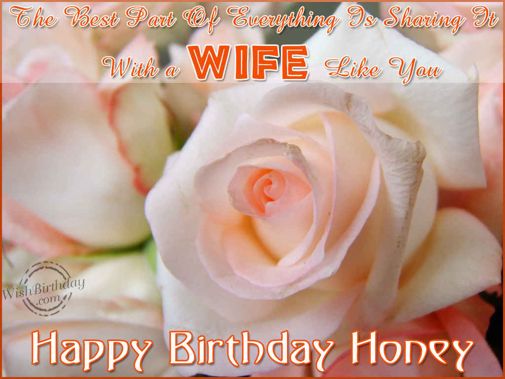26 Images Happy Birthday Wishes Quotes For Wife And Best Wishes