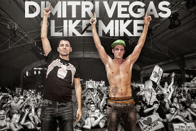 DJ Dimitri Vegas and Like Mike