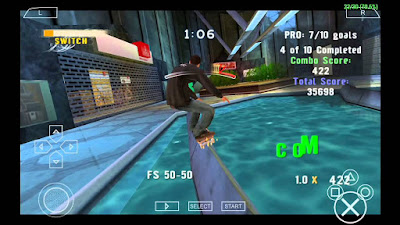 Foranimeku - Tony Hawks Project 8
