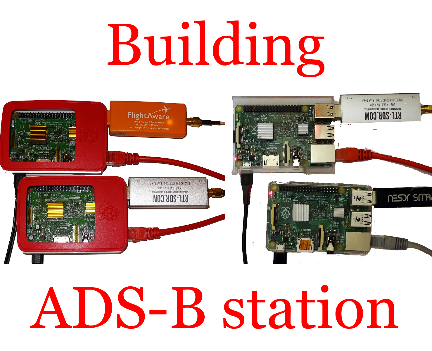 Radio for Everyone: Building an ADS-B station