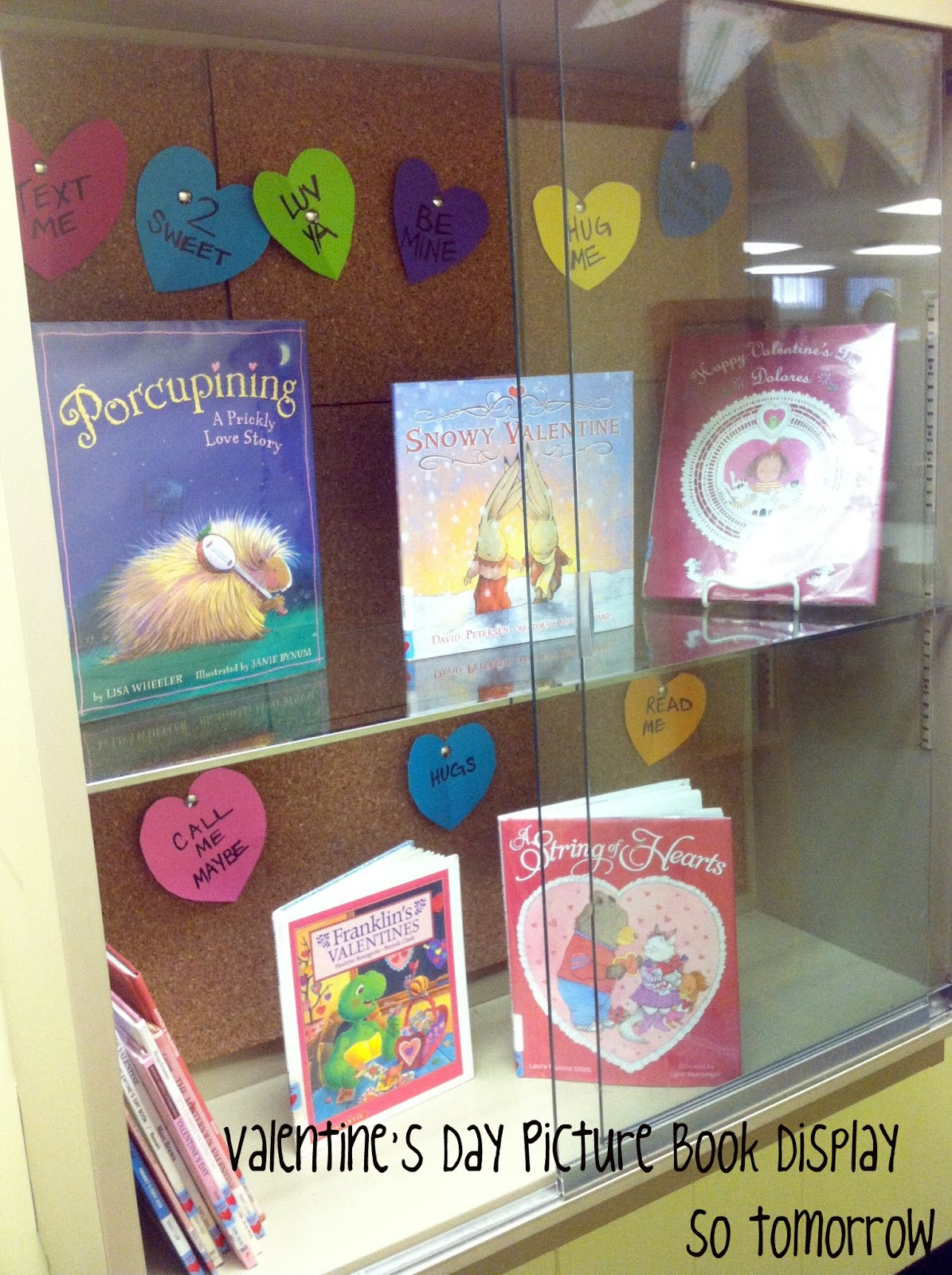 Valentine S Day In The Library