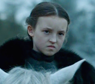 lyanna mormont na fúria