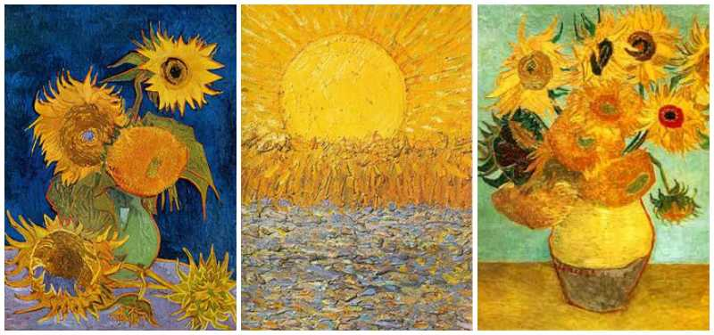 van gogh pinturas